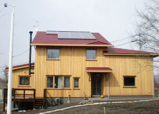 住宅用太陽電池モジュール