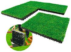 屋上緑化エコグリーンマット